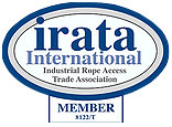 IRATA-Badge